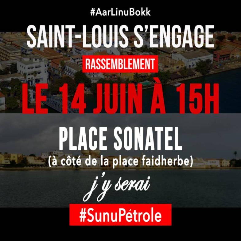 Scandale du Pétrole : une manifestation prévue ce vendredi à Saint-Louis
