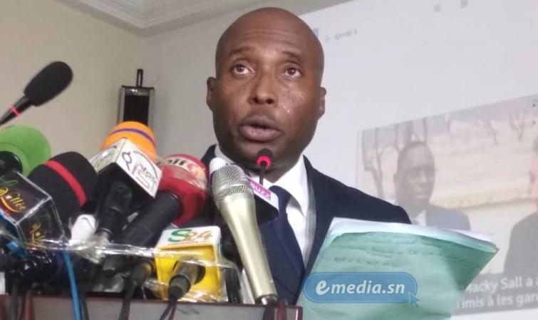 Barthélémy Dias quitte l'AMS pour son soutien à Aliou SALL