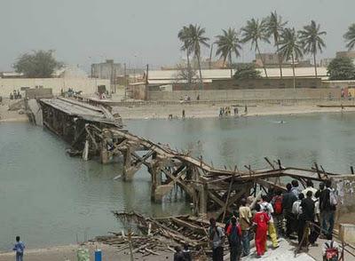Lancement prochain des travaux du Pont de la Geôle (Communiqué du Conseil des ministres du jeudi 24 novembre 2011)
