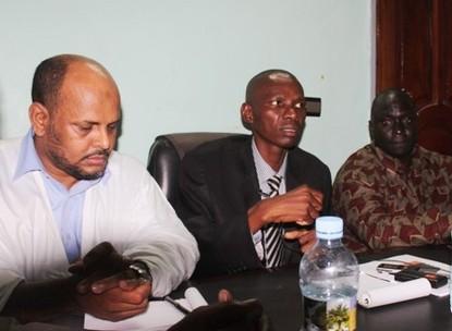 Accident du cortége du candidat Mansour Ndiaye, entre Louga et Saint-Louis.