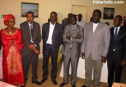 L'UGB en liesse: La première sénégalaise agrégée de Sciences politiques a vu le jour