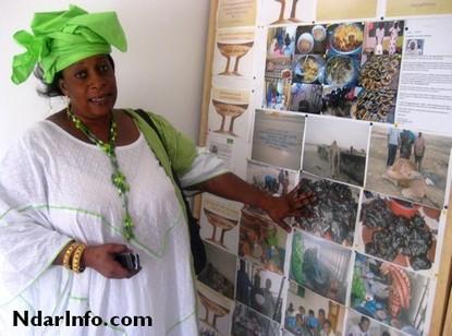 Mame Fatou Fall, Directrice d'une ONG ''Un repas pour Tous'' à Nouadhibou: Les raisons d'un engagement au service des enfants défavorisés