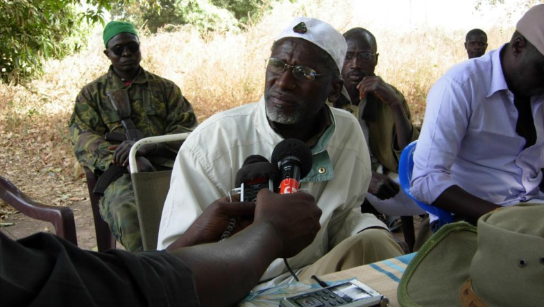 Casamance : Interdiction de son rassemblement, Salif Sadio défie l'Etat