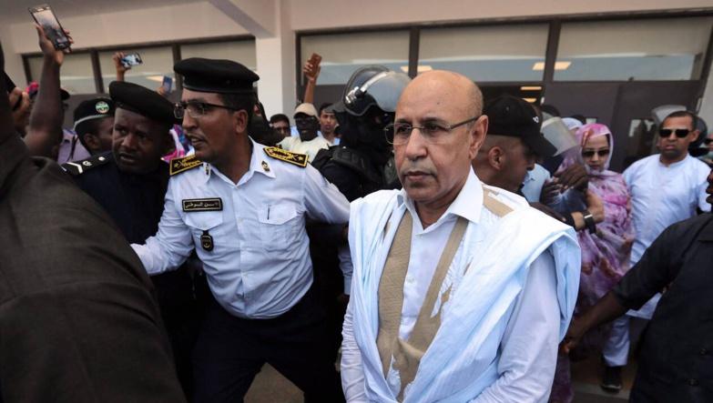 """Mauritanie: l'opposition rejette la victoire autoproclamée de Ghazouani. La France accusée de soutenir un """"hold-up électoral"""""""