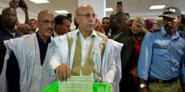 Présidentielle en Mauritanie : le candidat du pouvoir élu avec 52% des voix (commission électorale)