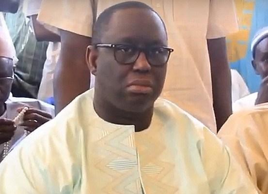 Scandale du pétrole: Sonko poursuit Aliou Sall jusqu'à Guédiawaye