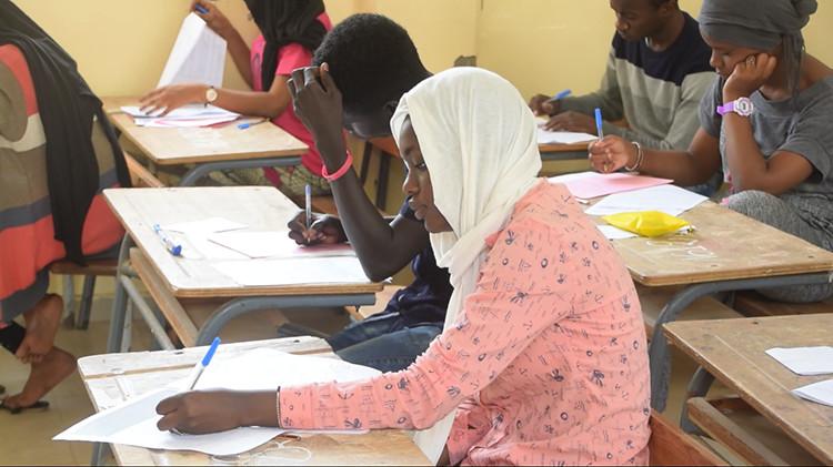 BAC 2019 : 11325 candidats en lice à Saint-Louis. Faible taux des filles dans les séries scientifiques (vidéo)