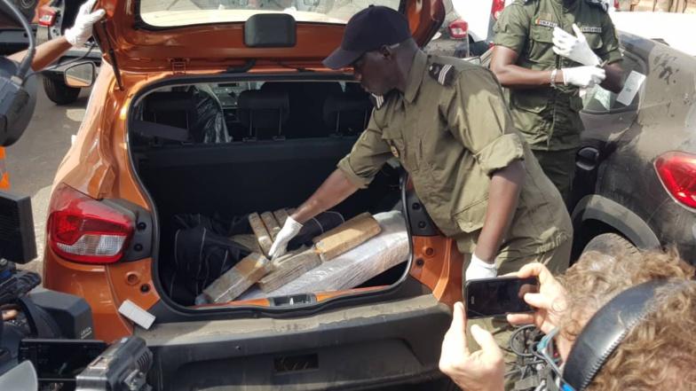 Vol d'une partie de la cocaïne saisie au Port de Dakar : une personne arrêtée avec 100 grammes de drogue dure