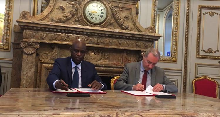 Coopération internationale : Toulouse et Saint-Louis ont signé un nouvel accord-cadre