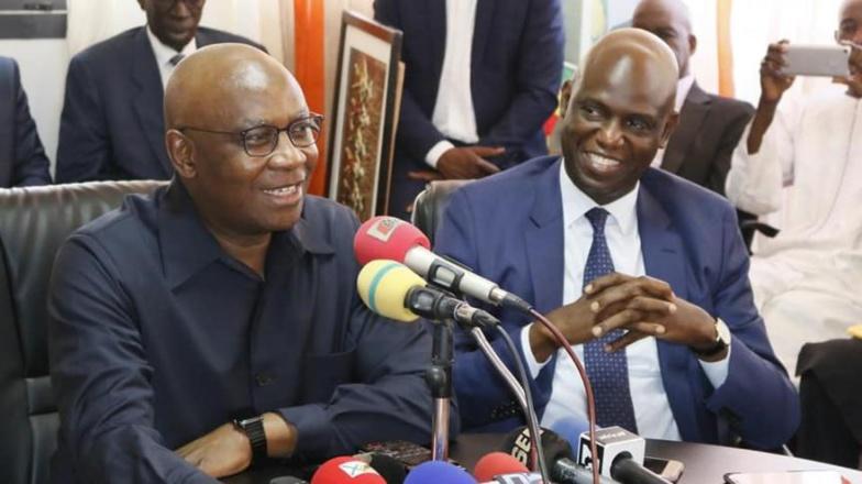 Quand Serigne Mbaye Thiam vogue dans les mêmes eaux que Mansour Faye