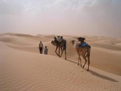Mauritanie: Al Qaida une menace sur le tourisme