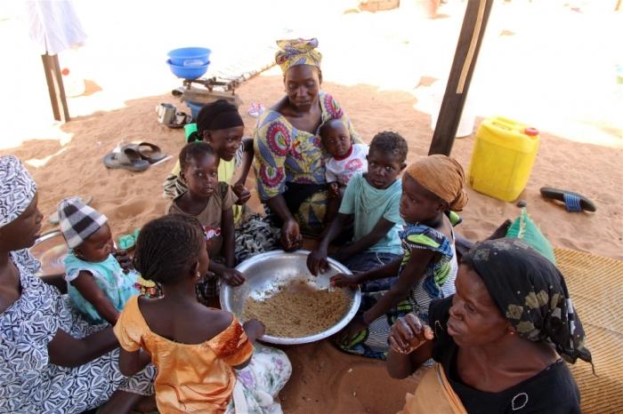 Le Sénégal parmi 41 pays dans le monde menacés de famine