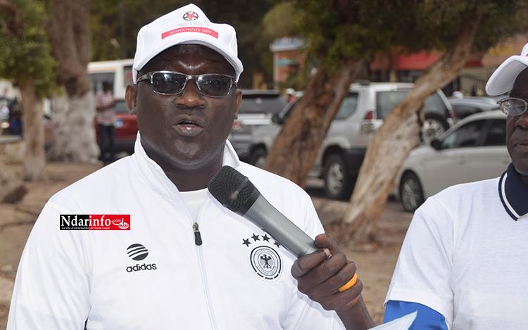 Dr Ibrahima THIAM, président de l'AAET de Saint-Louis