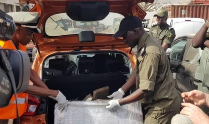Drogue saisie au Port de Dakar :  5 mandats d'arrêt lancés