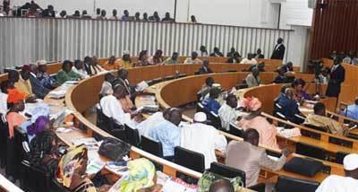 Assemblée nationale : les remplaçants de Masseck Guèye et d'Amadou Dia installés
