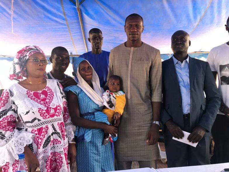 Yeumbeul : Gorgui Sy Dieng équipe la maternité