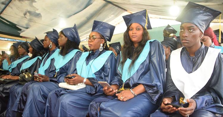 Saint-Louis : le Centre Keur Mame Fatim KONTÉ a célébré ses diplômés (vidéo)