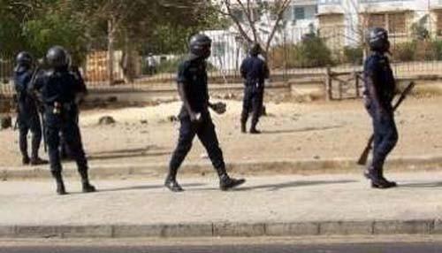 Journée noire à L'UGB, suite à un affrontement avec les forces de l'ordre : 5 blessés du coté des étudiants dont un grièvement.