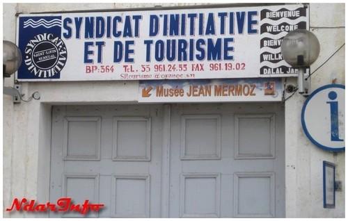 Lancement du site internet officiel de l'Office de tourisme de Saint-Louis et de sa Région.
