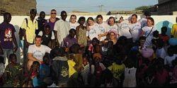 |  SOLIDARITÉ INTERNATIONALE | Dix pensionnaires de l'IMED sont rentrés d'un stage de quinze jours à Saint-Louis du Sénégal