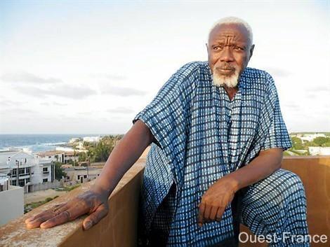 """Le sculpteur Ousmane Sow : """" J'ai logiquement renoncé à la double nationalité """""""