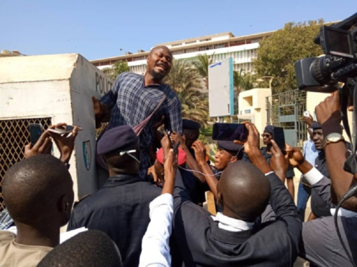 Amnesty Sénégal, Radhho et Ligue des droits de l'homme soutiennent guy Marius SAGNA