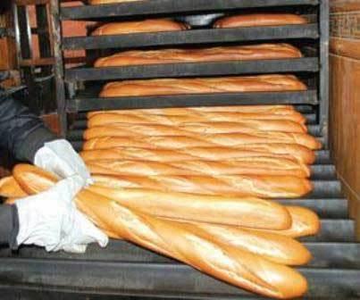 Hausse du prix du gasoil, de la farine et du TVA Les boulangers décident d'aller en grève de 10 jours