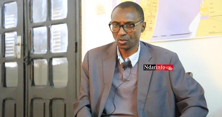 Boun Daouda Soumaré, directeur de l'Agence de développement municipal de Saint-Louis