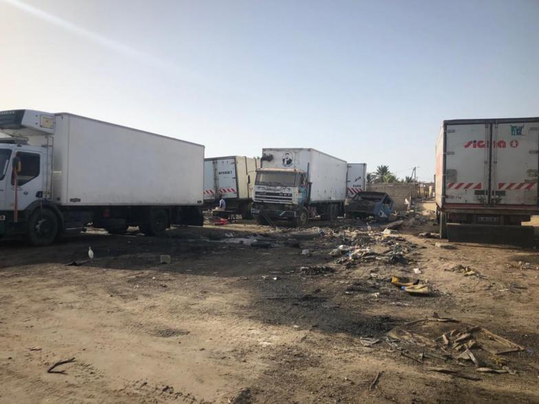 Saint-Louis : Ça pue gravement devant le foirail de Pikine