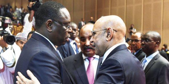 Macky et Ghazouani s'engagent à renforcer leurs liens
