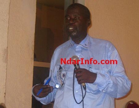 Mame Less Camara: « Les «alternoceurs» du Sénégal veulent sauvegarder leurs biens »