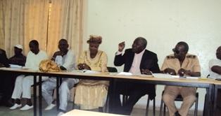 Dagana: Le Conseil municipal a adopté un bubget de  397.282.922 francs CFA