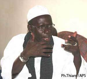 Cheikh Bamba Dièye: ''Je suis totalement solidaire de Barthélemy Diaz''