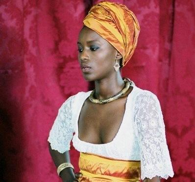 [PHOTOS] Fatou N'Diaye, l'actrice saint-louisienne qui étonne le cinéma français