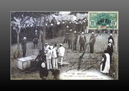 [ARCHIVE] Une exécution capitale à Saint-Louis