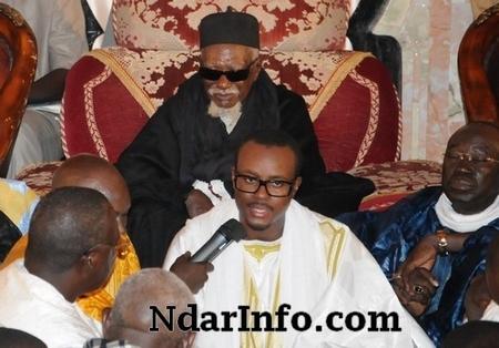 """Serigne Bass Abdou Khadr: Le Sénégal """" n'est pas la propriété de personne""""."""