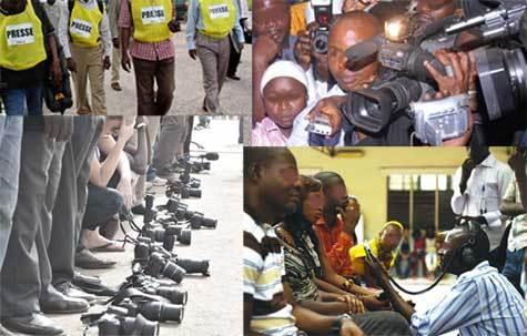 Ibrahima Gassama : les signes distinctifs ''presse'',''TV'' ne garantissent plus la sécurité aux journalistes