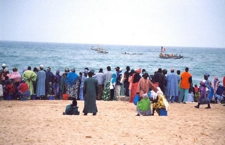 5 pêcheurs de Guet Ndar blessés par balle par les gardes de côte mauritaniens
