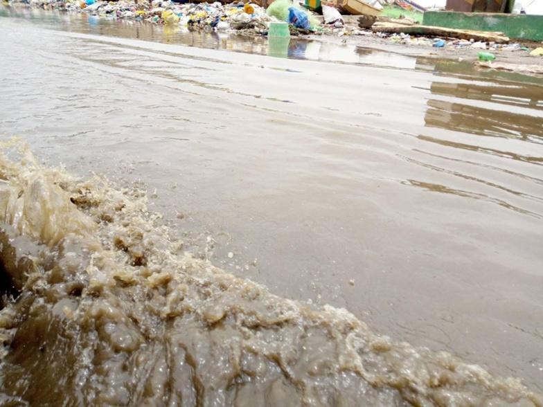 Insalubrité : c'est la catastrophe à Goxu Mbacc et Pikine