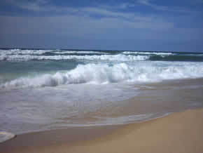 Les vertus de l'eau de mer