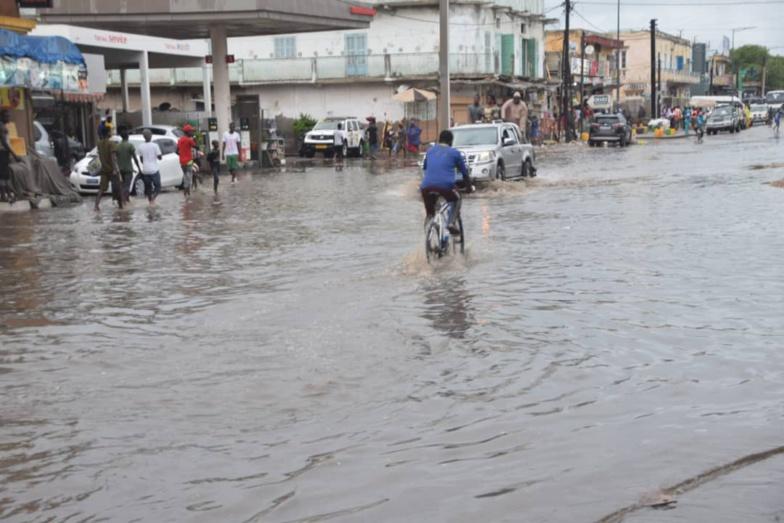 Hivernage - Déluge sur NDAR (photos)