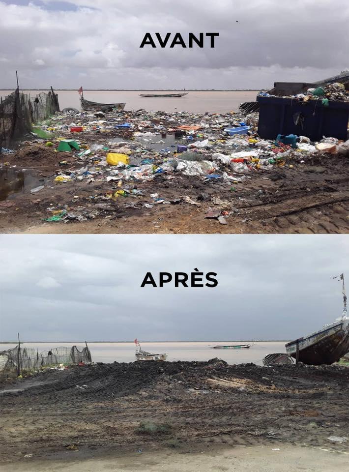 GOXU MBACC : Après le nettoiement, des ASP vont surveiller les berges (ministre)