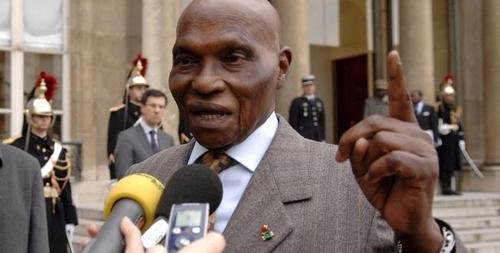 LE PRESIDENT WADE SUR AFRICA24 : « Si le peuple me remercie, je partirais heureux »