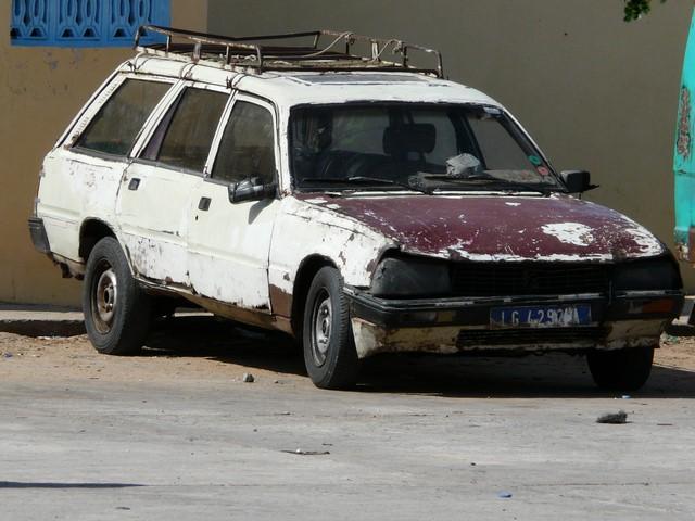 Série d'accidents sur les routes : les voitures ''7 places'' vont être supprimées