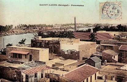 HISTOIRE DE SAINT-LOUIS: Des origines de l'Homme aux premiers Empires