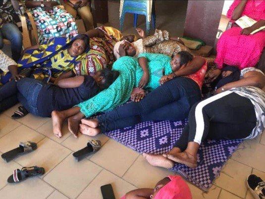 Pikine: La jeunesse féminine de l'Apr entame une grève de la faim