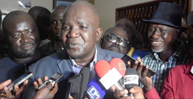 Oumar SARR : « Karim WADE n'est pas le PDS. Il n'a aucune responsabilité dans le parti (…) Il n'a même pas osé … »