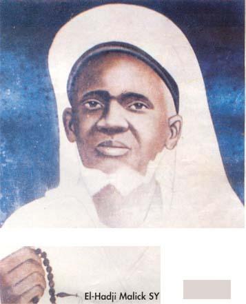 El Hadji Malick Sy: Après la Mauritanie, il séjournera à Saint-Louis en 1884.