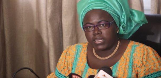 Maternité : La ministre Aminata Assome Diatta a accouché