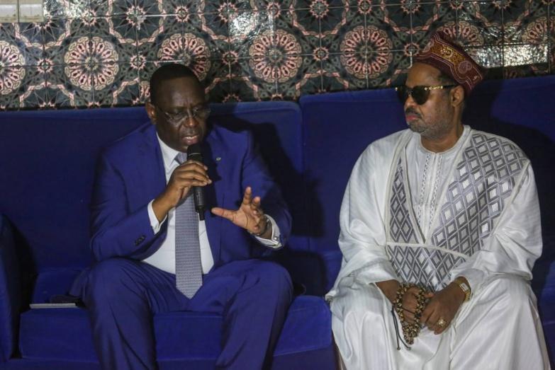 Ameth Khalifa Niass exige à Macky Sall de reconnaître officiellement Thierno Amadou Tidjane Ba comme Khalif Général des Tidjanes.
